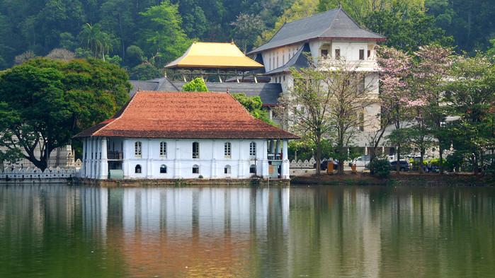 Tandtemplet i Kandy