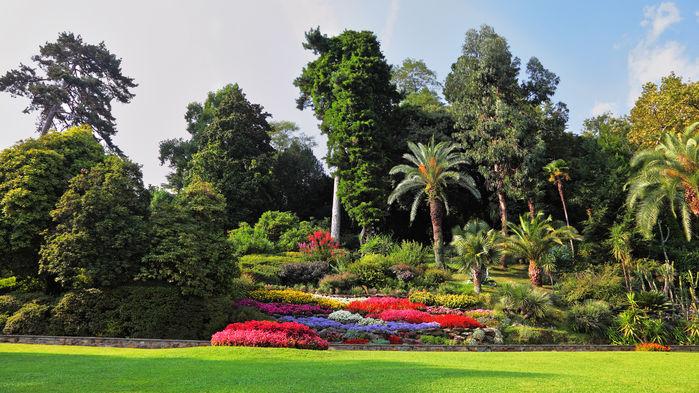 Resan går i slutet av april när det formligen har exploderat i trädgårdar och parker och vi kan njuta av en rik och sinnlig färgprakt.