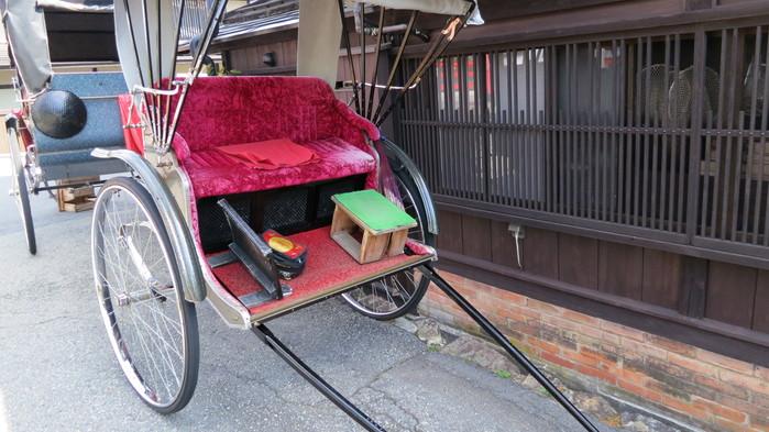 Takayama, rickshaw