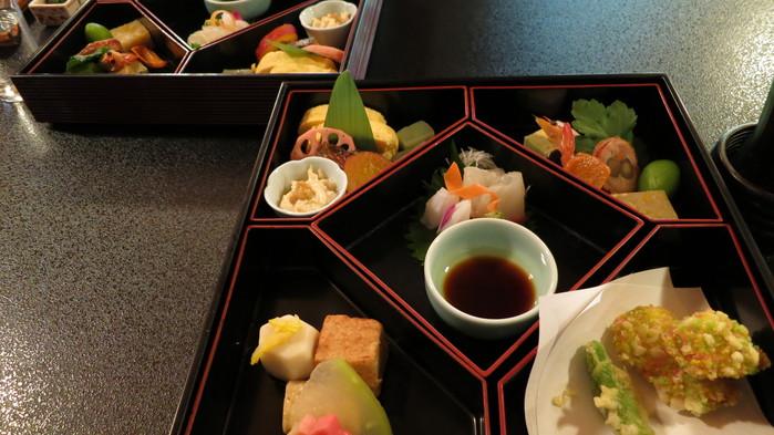 Shokado Bento Box lunch