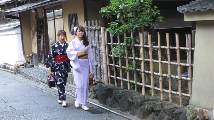 Kyoto,gamla stan